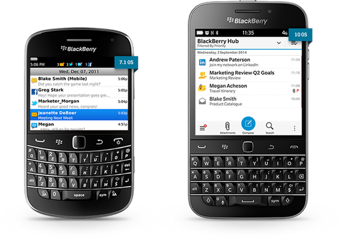 blackberry telefon
