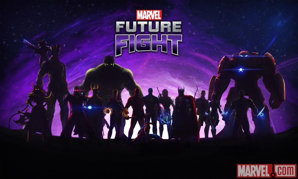 MARVEL Future Fight'a Dev Güncelleme!
