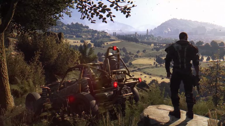 Dying Light Ek Paketi Harran'a Buggy Getiriyor!