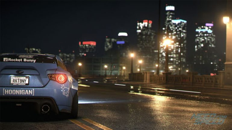 Need for Speed'de İnternet Zorunlu !