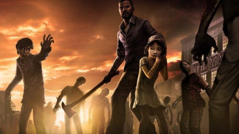 The Walking Dead, Epic Games Store'da