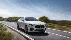 550 HP'lik Maserati Levante GTS Tanıtıldı!