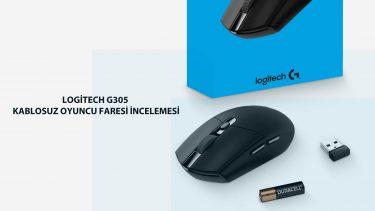 Logitech G305 Kablosuz Mouse İncelemesi