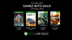 Xbox Game Pass'e yeni oyunlar eklenirken Xbox Live Gold'un Ocak oyunları açıklandı