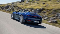 Yeni 911 Cabriolet, yola çıkmaya hazır