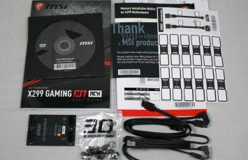 MSI X299 Gaming M7 ACK Sorun Şikayet Teknik Özellikleri
