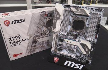 MSI X299 Tomahawk AC Anakart Sorun Şikayet Teknik Özellikleri