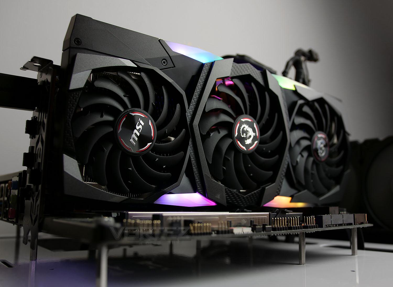 MSI GeForce RTX 2080 Ti Gaming X Trio Sorun Özellik