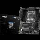 MSI X299 Pro Sorun Şikayet Teknik Özellikleri