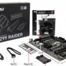 MSI X299 Raider Sorun Şikayet Teknik Özellikleri