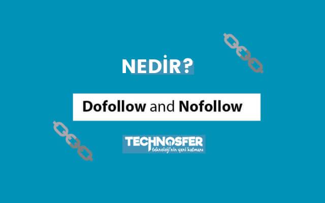 NoFollow DoFollow Backlink Nedir?