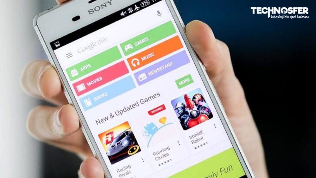 Google Play Store Optimizasyonu