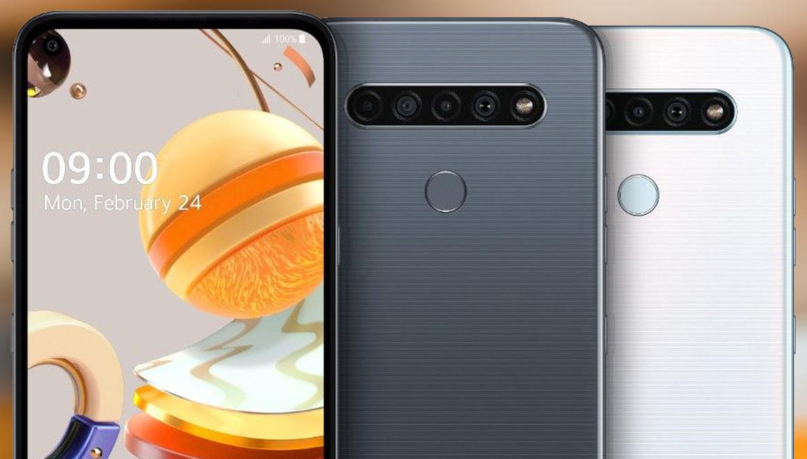 LG K61 ile Ekran Kırılmasından Korkmayın