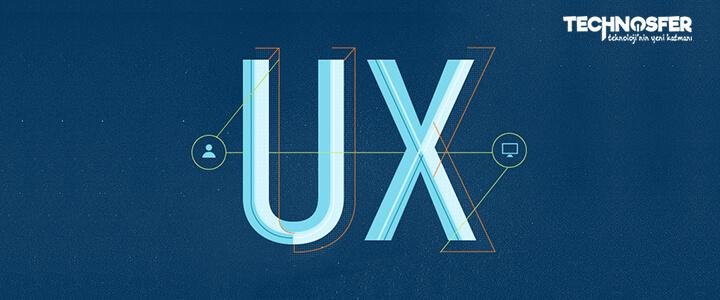 UX nedir