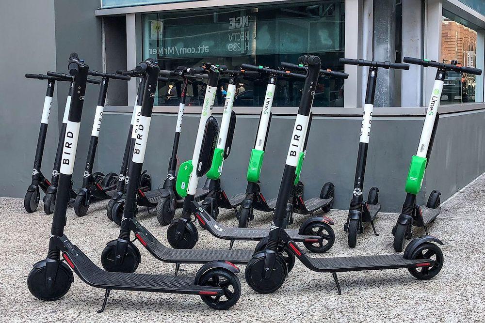 Bird ,scooter kiramala şirketi Circ'i satın alıyor