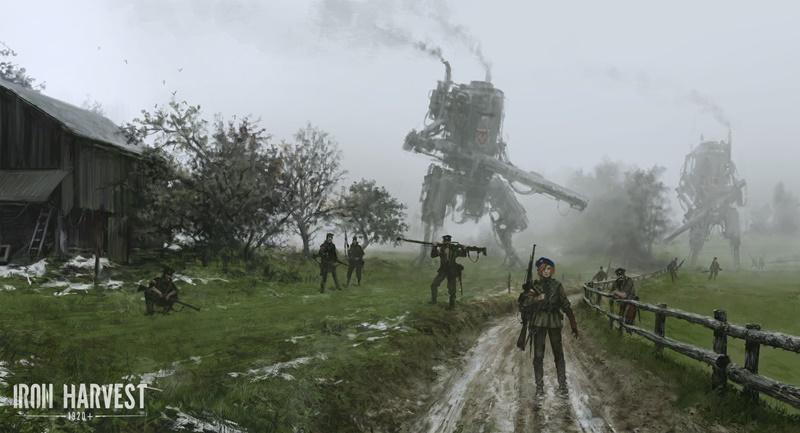 Iron Harvest 1 Eylül 2020'de Lansmana Çıkacak 2