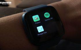 Spotify Fitbit'inizle Etkinleştirme