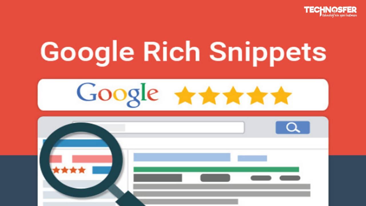 SEO ve Rich Snippets