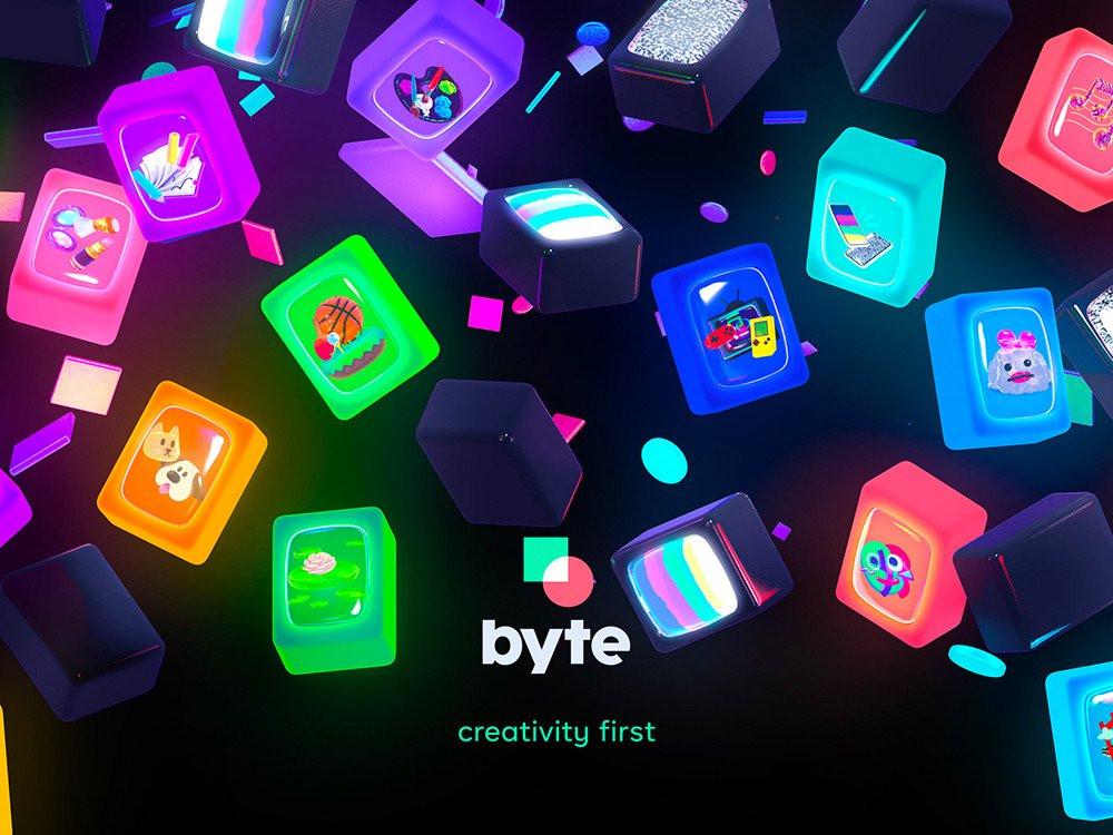 Byte artık Android ve iOS'ta