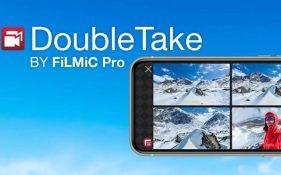 Filmic Double Take ile iki kameradan kayıt yapılabilecek
