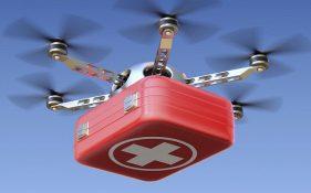 Drone teslimat programına İsviçre'de devam ediliyor