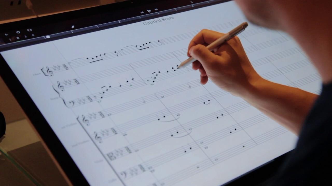 StaffPad Artık iPad'te Sesini Duyuracak