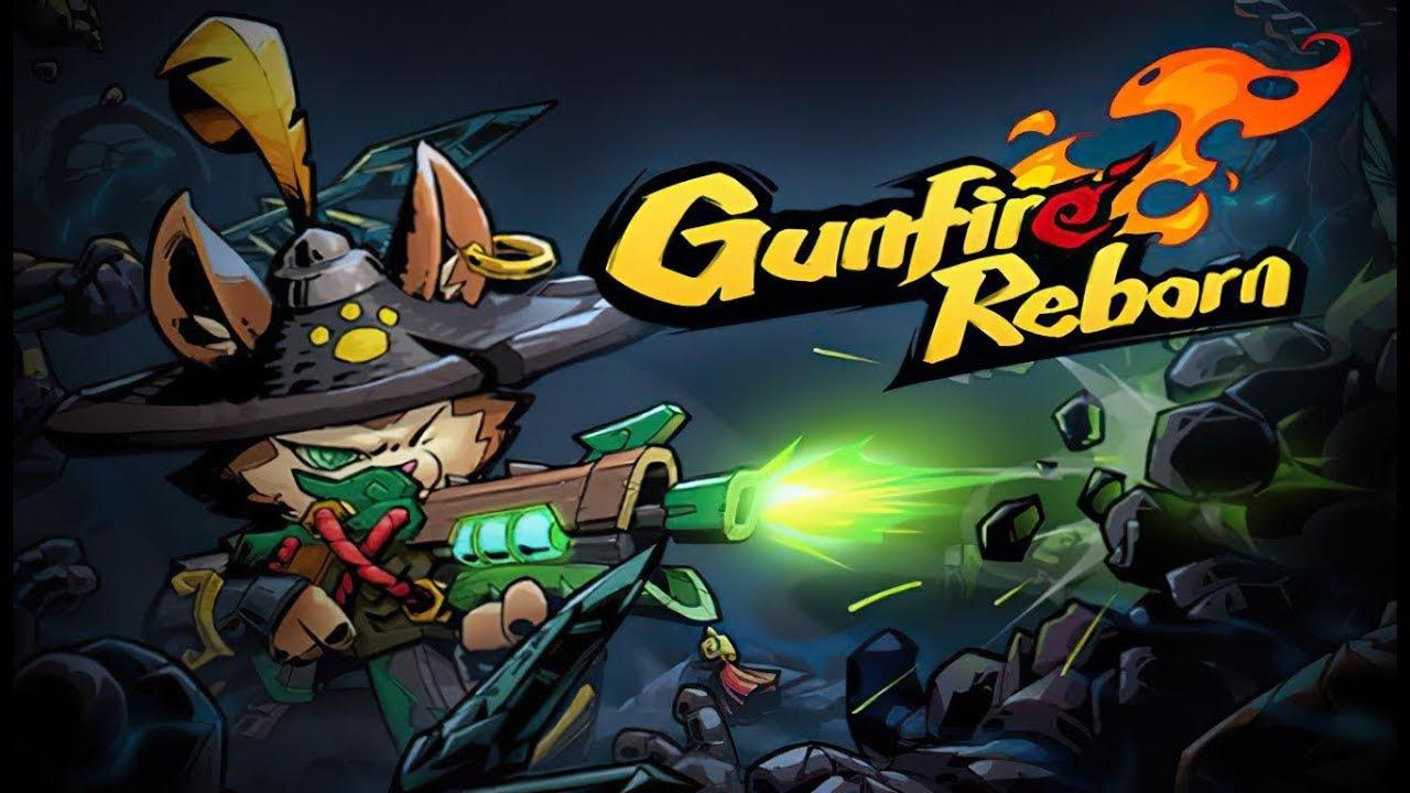Gunfire Reborn Sistem Gereksinimleri
