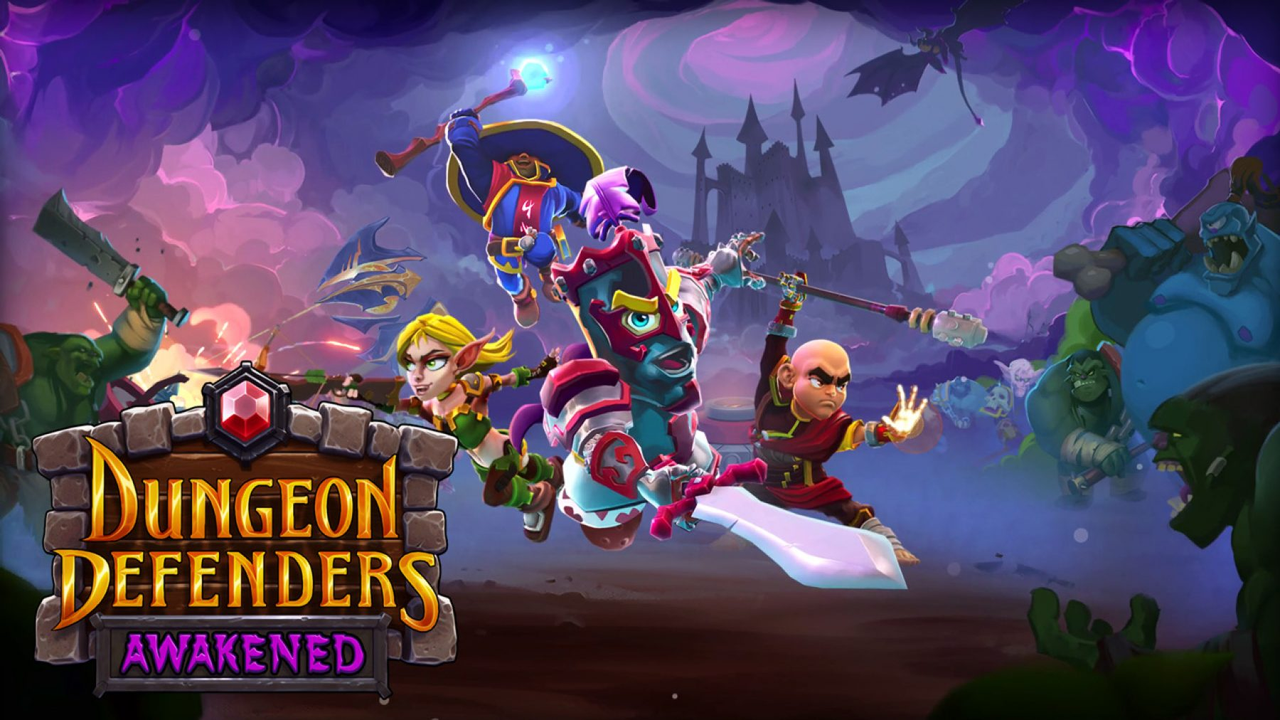 Dungeon Defenders: Awakened Sistem Gereksinimleri