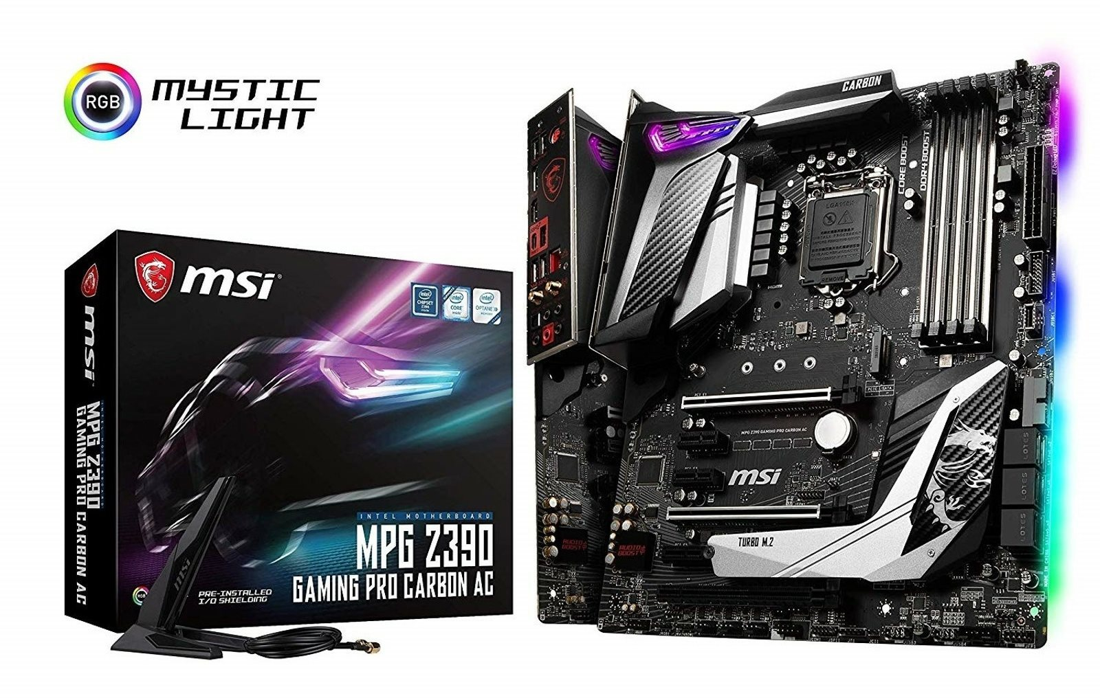 MSI MPG X570 Gaming Pro Carbon Wifi AM4 Soket Anakart İnceleme
