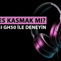 MSI Immerse GH50 Yazılı İnceleme
