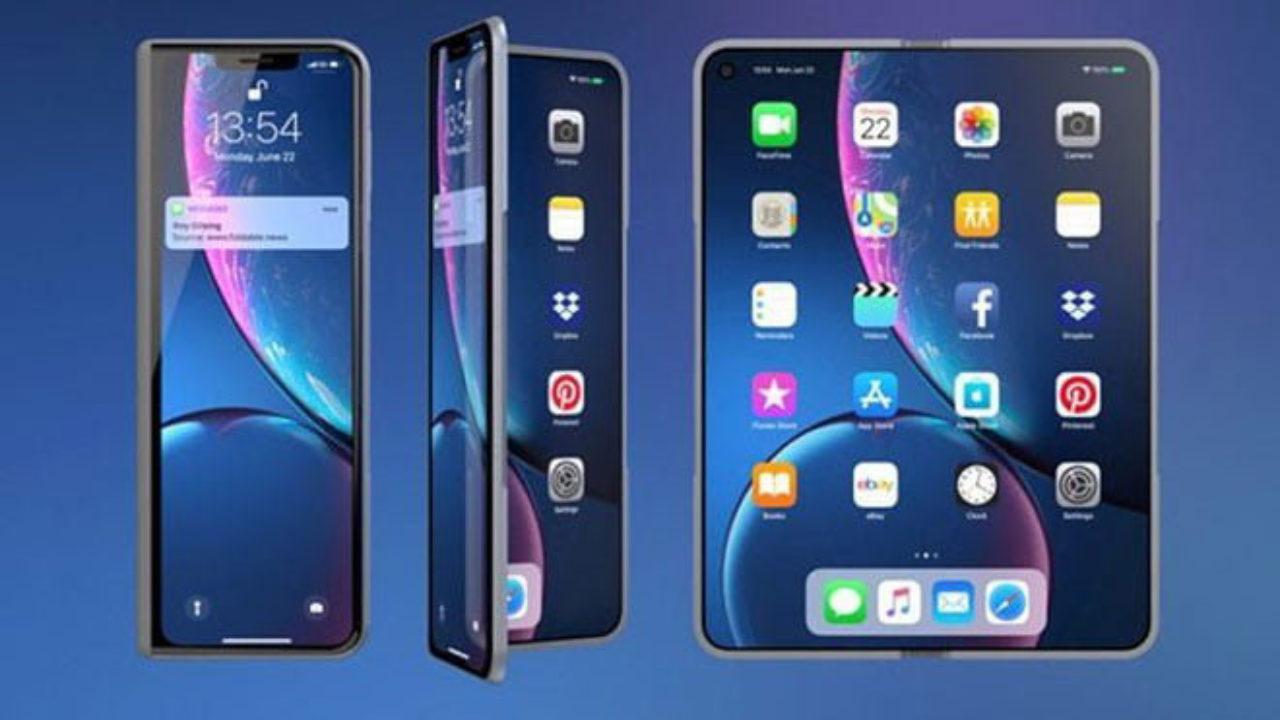 Apple Katlanabilir Telefon Üretecek