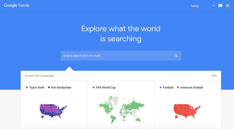 Google'da en çok aratılanlar: 2020