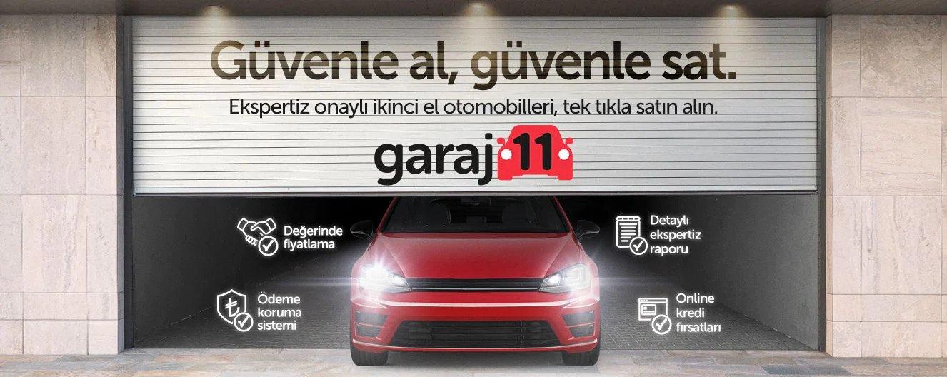 N11 Garaj11 i resmen duyurdu