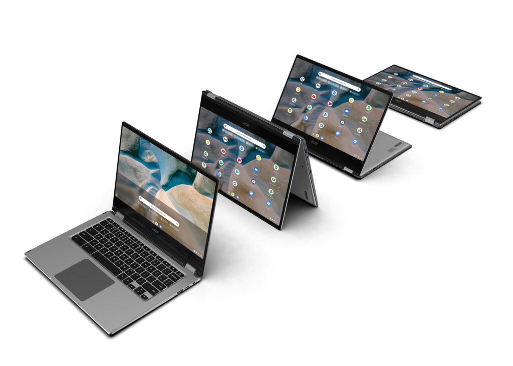 Acer Chromebook Spin 514 tanıtıldı: İşte fiyat ve özellikleri