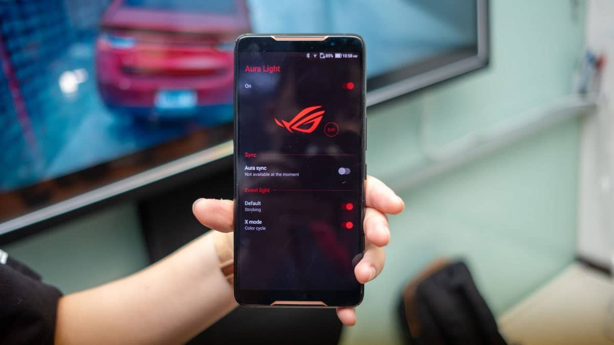 ASUS Rog Phone 4 özellikleri belli oldu