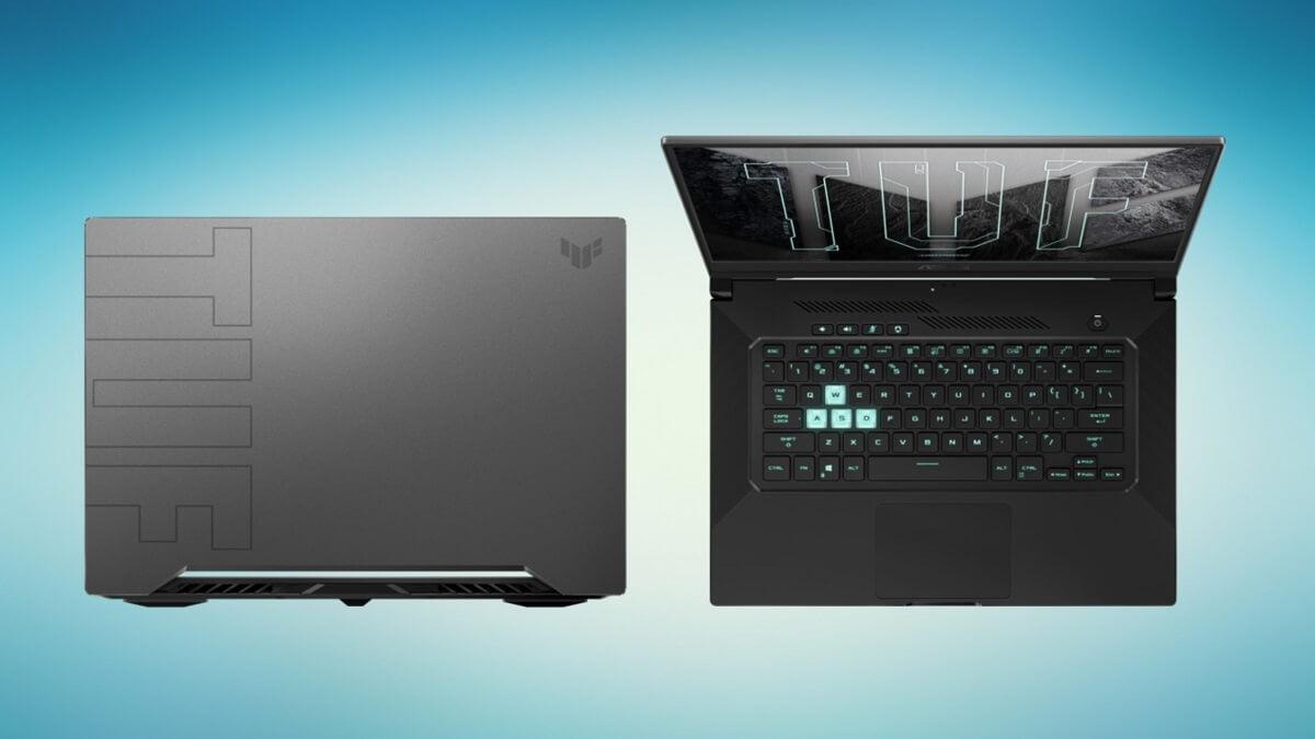 ASUS TUF Gaming Dash F15 bilgisayarını tanıttı