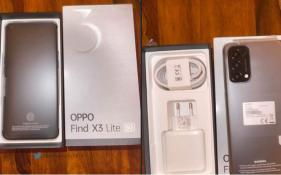 OPPO Find X3 Lite özellikleri belli oldu