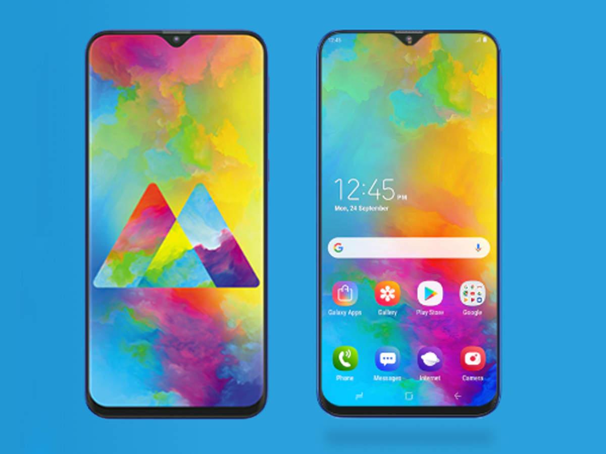 Samsung Galaxy M20s tanıtıldı