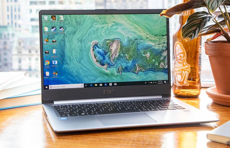 Uzun pil ömrü ile dikkat çeken Acer Swift 1'in Türkiye fiyatı açıklandı