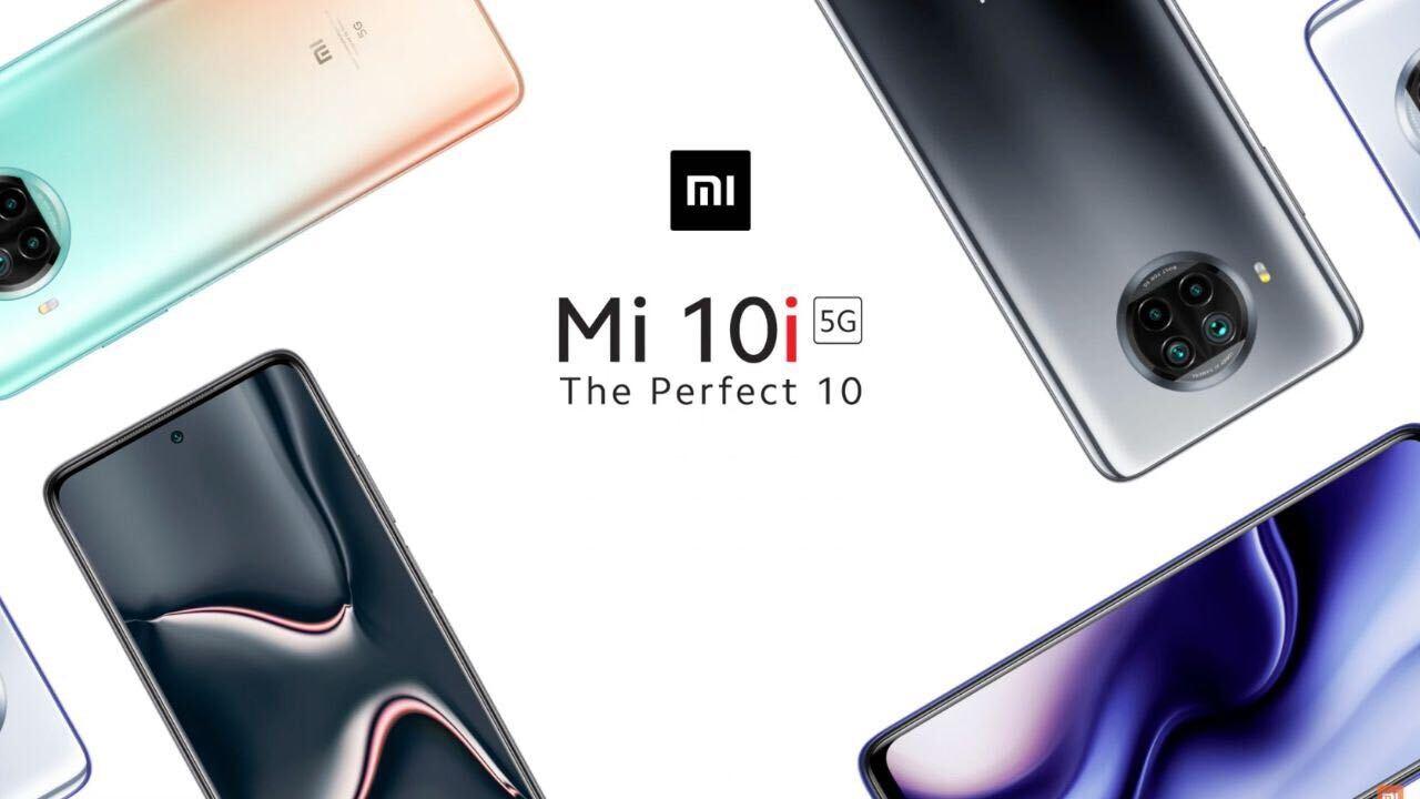 Xiaomi Mi 10i özellikleri ortaya çıktı