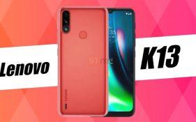 Lenovo K13'ün özellikleri sızdırıldı