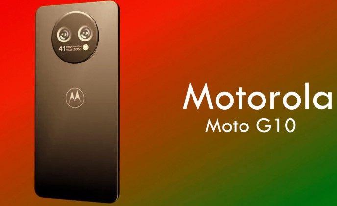 Motorola Moto G10'un özellikleri belli oldu