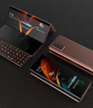 Samsung Galaxy Z Fold 3 ve  Z Flip 3 hakkında tüm detaylar