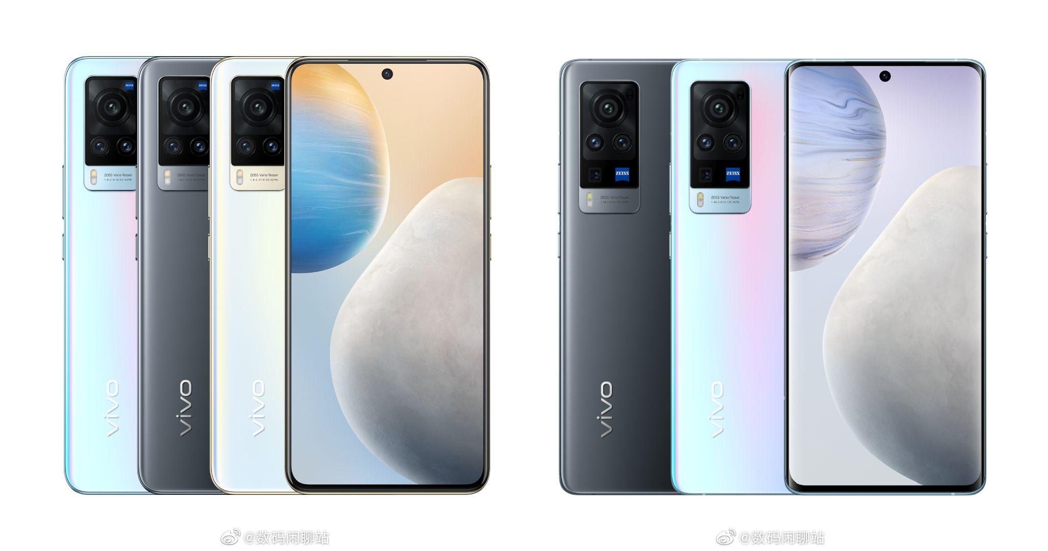 Vivo X60 tanıtıldı: İşte merak edilenler
