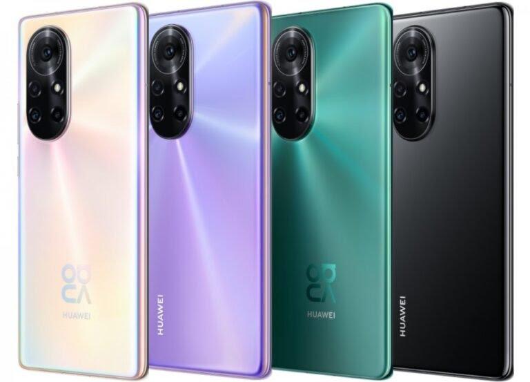 Huawei Nova 8 Pro 4G'nin de tanıtımı yapıldı; İşte merak edilenler