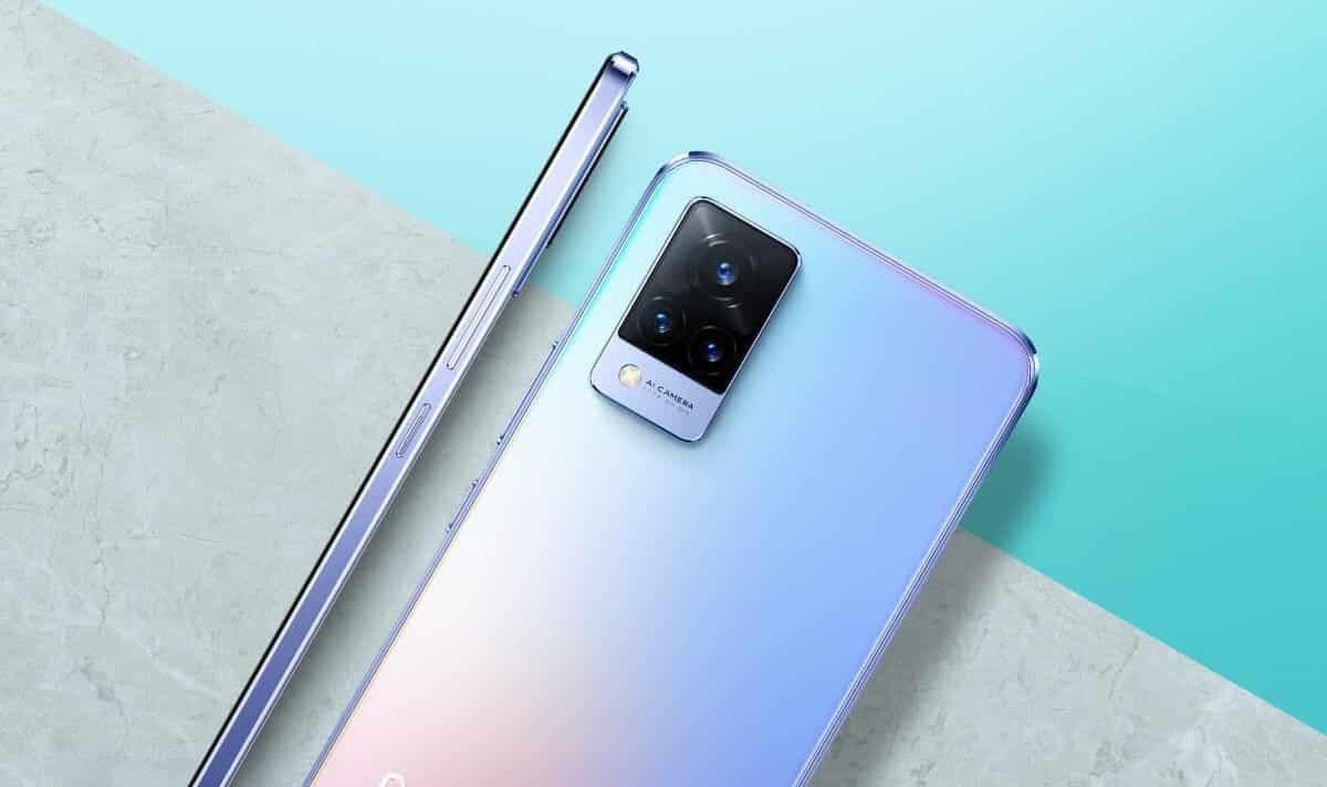 Vivo V21e'de telefon piyasasına giriş yaptı; İşte modelin özellikleri