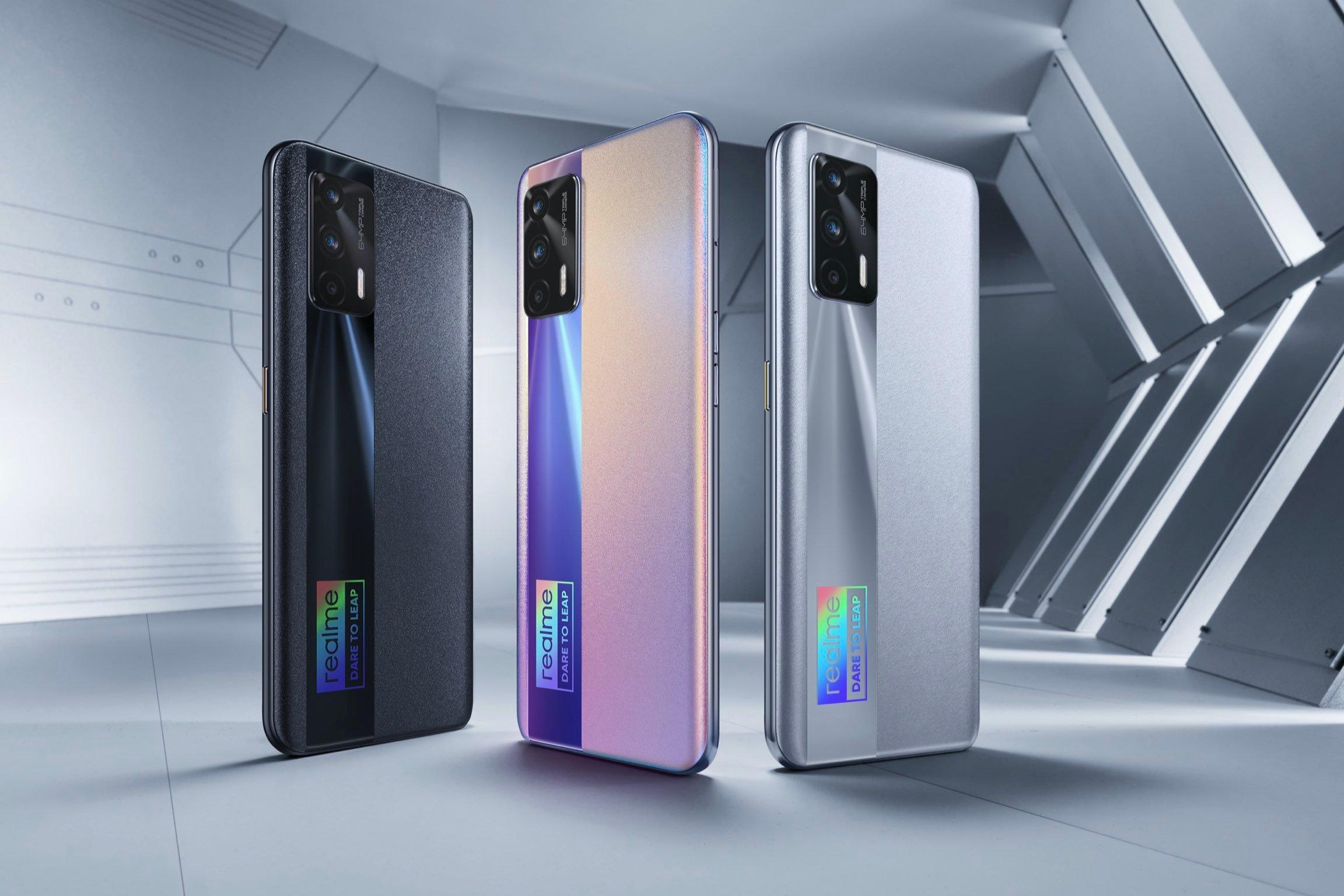 Realme X7 Max 5G hakkında detaylar ortaya çıktı