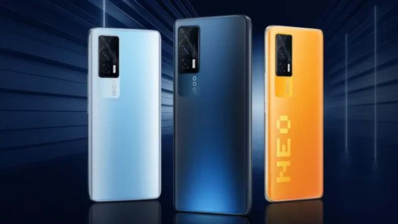 Vivo İQOO Neo5 Lite'ın duyurusu yapıldı; işte cihazın özellikleri