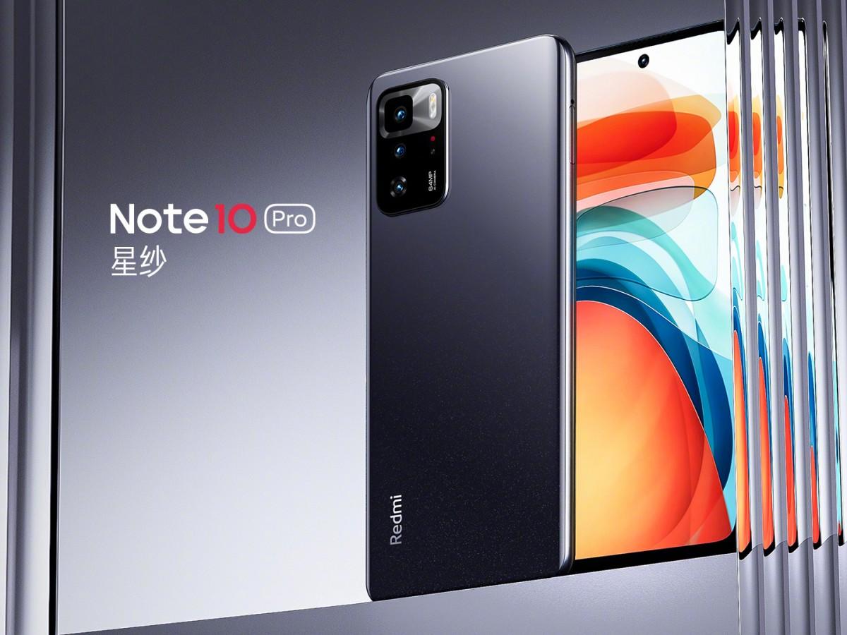 Xiaomi Redmi Note 10 Pro (China) duyuruldu; işte cihazın fiyatı ve özellikleri