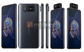 Asus Zenfone 8 Flip'in teknik özellikleri netleşti; İşte cihazın ortaya çıkan özellikleri